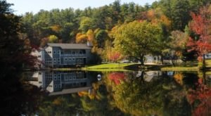 Purity Spring Resort Is The Most Peaceful Place To Experience Fall Foliage In New Hampshire