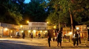 Experience True Horror At Dogwood Pass, A Haunted Old West Town In Ohio