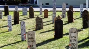 The Haunting Of Coupeville Just Might Be The Spookiest Thing To Do In Washington This Month