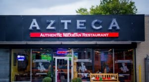 Travel Off The Beaten Path For Mouthwatering Mexican Fare At Azteca Restaurant In Connecticut
