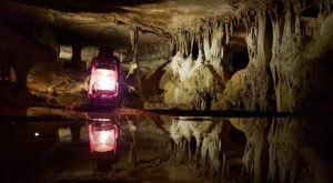 Visit The Underground Crystal Palace At Raccoon Mountain Caverns Right Here In Tennessee