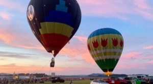 Your Whole Family Will Love The Chattanooga Balloon Festival, One Of The Best In All Of Tennessee
