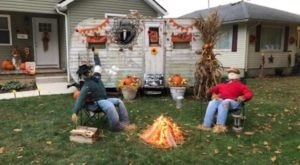 You'll Spot More Than 200 Scarecrows Along The Fairfield County Trail Of Scarecrows In Ohio This Fall