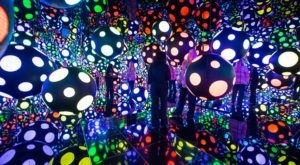 The Infinity Mirror Room At Crystal Bridges In Arkansas Will Transport You To A Different World