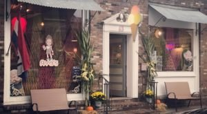 Trick Or Treat For Your Own Candy At Ava's Candy Corner In Vermont