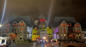Escape The Terrifying Haunted Blood Prison At The Ohio State Reformatory, If You Dare