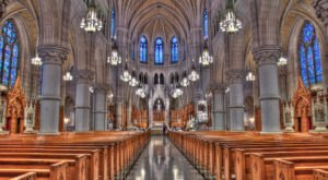 One Of The World's Most Beautiful Cathedrals, New Jersey's Cathedral Basilica Of The Sacred Heart, Is Loaded With History