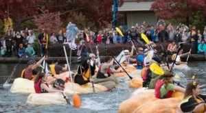 Take The Whole Family To The One-Day, Family-Friendly Monster Pumpkins Festival In Pittsburgh