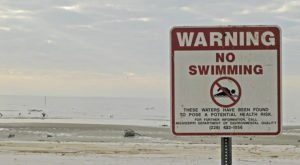 Mississippi's Beaches Have Been Deemed Safe To Swim And Re-Opened Just In Time For One Last Dip