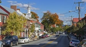 Shepherdstown Is Allegedly One Of West Virginia's Most Haunted Small Towns