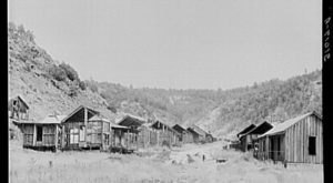 The Untold Story Of Cambria, The Wyoming City That Practically Vanished Overnight