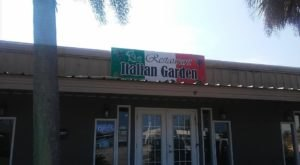 The Pastas At Italian Garden In Mississippi Are Made From Scratch Every Day