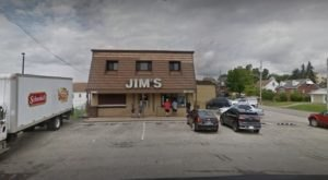 Jim's Is An Old Fashioned Drive-In Restaurant Near Pittsburgh That Hasn't Changed In Decades