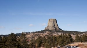 If You've Never Hiked Devils Tower In Wyoming, You Should Add It To Your Fall Itinerary Immediately
