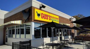 Surprisingly, Gus's World Famous Fried Chicken Makes Some Of The Best Macaroni And Cheese In Kansas