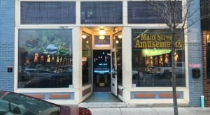 Play On More Than 25 Pinball Machines At Main Street Amusements, A Vintage Arcade In Indiana