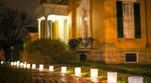 Kick-Start The Holiday Season With A Tour Of The Festively Decorated Historic Homes And Landmarks In Madison, Indiana