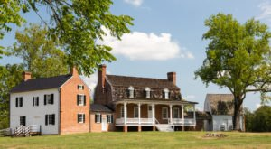 Here Are 10 Of Maryland's Tiniest Towns That Are Always Worth A Visit