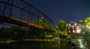 Get Chills This Fall At Arkansas' War Eagle Mill, Where You May Just Meet A Ghost Or Two