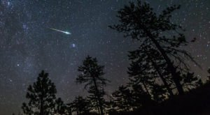 Bright Meteors Known As Fireballs Will Appear In The Night Sky This Week
