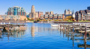 Buffalo Was Just Named One Of The Best Cities To Visit And We Couldn't Agree More