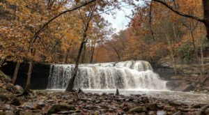 7 Of The Greatest Waterfall Hiking Trails In West Virginia For Beginners