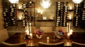 Dine In A Stunning Underground Wine Cellar At The Grape Tap In Alaska