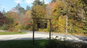 Visit The Grand Canyon Of New Hampshire To See The Beautiful Changing Leaves This Fall