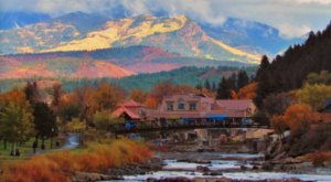 Experience The Fall Colors Like Never Before With A Stay At The Springs Resort & Spa In Colorado