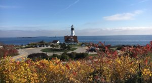 Pedal Along The Coast During Maine's Foliage Season For The Ultimate Fall Outing