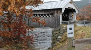 Here Are 10 Of The Most Beautiful Vermont Covered Bridges To Explore This Fall