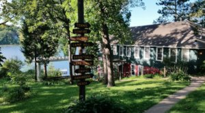 Camp Wandawega In Wisconsin Was Just Named One Of America's Best Places To Stay