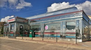 Enjoy A Hearty Meal And Cup Of Nostalgia In Wyoming At The Retro Penny's Diner
