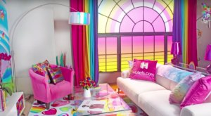A Lisa Frank Inspired Hotel Room Has Recently Opened In Los Angeles And It's Magical