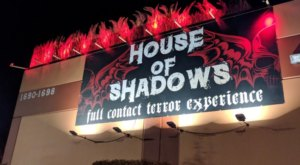 House Of Shadows In Oregon Is So Scary You Have To Sign A Waiver
