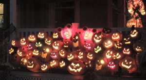 Light Up Your Autumn With 20,000 Glowing Pumpkins At This Laconia New Hampshire Festival
