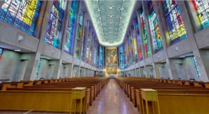 Cathedral Of St. Joseph In Connecticut Is A True Work Of Art