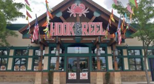 Make Sure To Come Hungry To The Build-Your-Own Seafood-Boil Restaurant, Hook & Reel, In Idaho