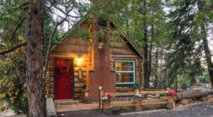 Arrowhead Pine Rose Log Cabins In Southern California May Just Be Your New Favorite Destination
