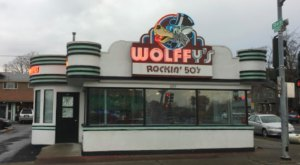 For Over 30 Years, Wolffy's Hamburgers Has Been One Of Washington's Most Iconic Diners