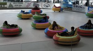 The One-Of-A-Kind Ice Bumper Cars In Idaho You Can Experience For Yourself