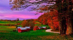 One Trip To Jenne Farm And You'll See Why It's The Most Photographed Farm In Vermont