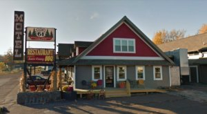 Dig Into A Hearty Meal On Your Journey North At Camp 61 On Minnesota's Highway 61