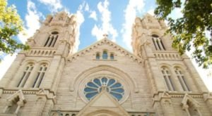 Cathedral Of The Madeleine In Utah Is A True Work Of Art