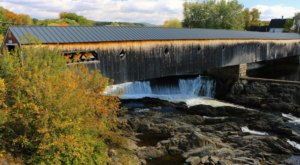 The Oldest Covered Bridge In New Hampshire Has Been Around Since 1829