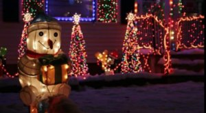 Plan A Visit Now To The Best Neighborhood Christmas Light Display In New Hampshire At Country Side Drive