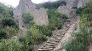 Hike The Notch Trail Stairway To Nowhere In South Dakota For A Magical Woodland Adventure