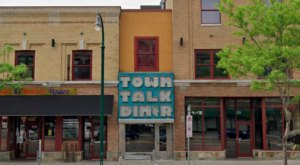 Don't Blink Or You'll Miss The Delicious Food At A Tiny Spot Called The Talk Town Diner In Minnesota