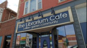 Indiana's Librarium Cafe Brings Coffee, Boardgames, And – Soon – Delicious Fare To Hobart