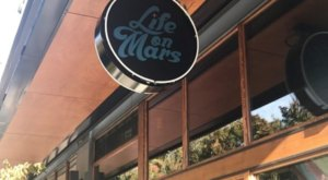 Both A Vinyl Library And A Bar, Life On Mars In Washington Is Truly One-Of-A-Kind